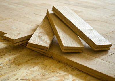 Eik plank massiv - alle størrelser